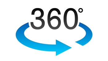 360° Swing Spout