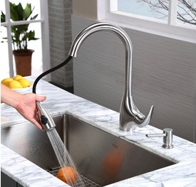 Pull-out Sink Faucet