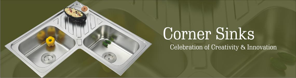 Corner Sinks High Quality Stainless Steel Kitchen Sink