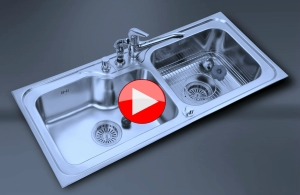 Anupam Kitchen Sink-Special Features