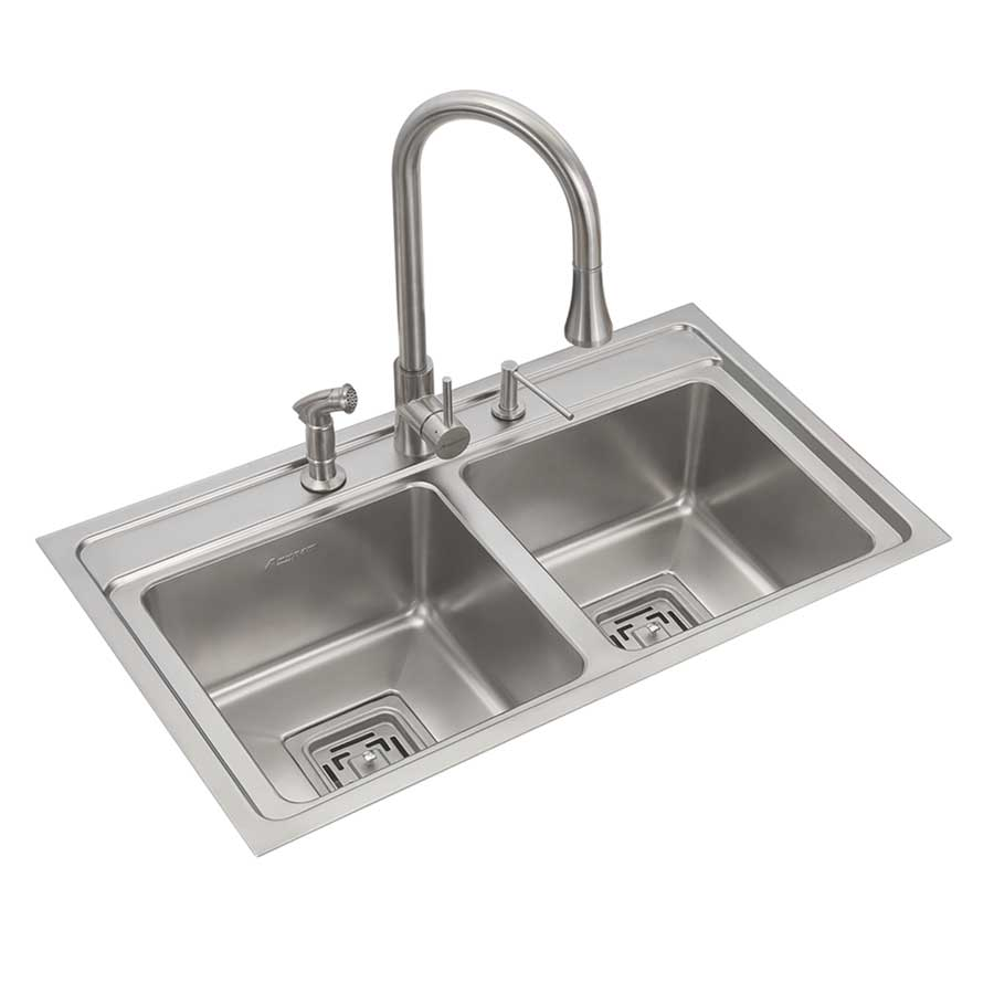 Signature sinks high quality stainless steel kitchen sink for High quality kitchen sinks