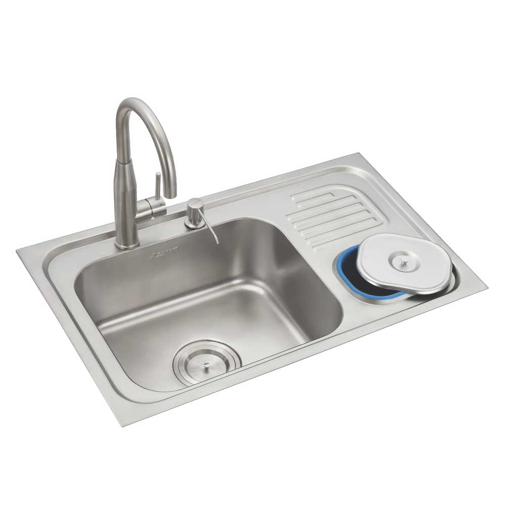 Buy Stainless Steel Kitchen Sinks Online in India