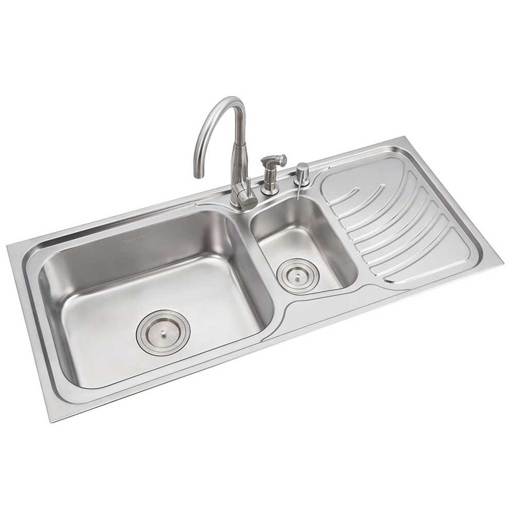 Kitchen Sink Unit Sizes: X