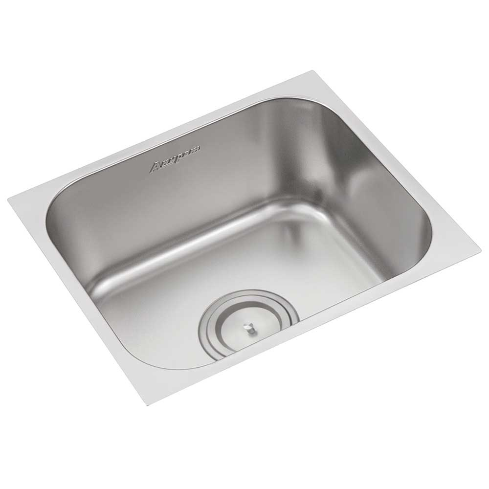 Single Sink High Quality Stainless Steel Kitchen Sinks